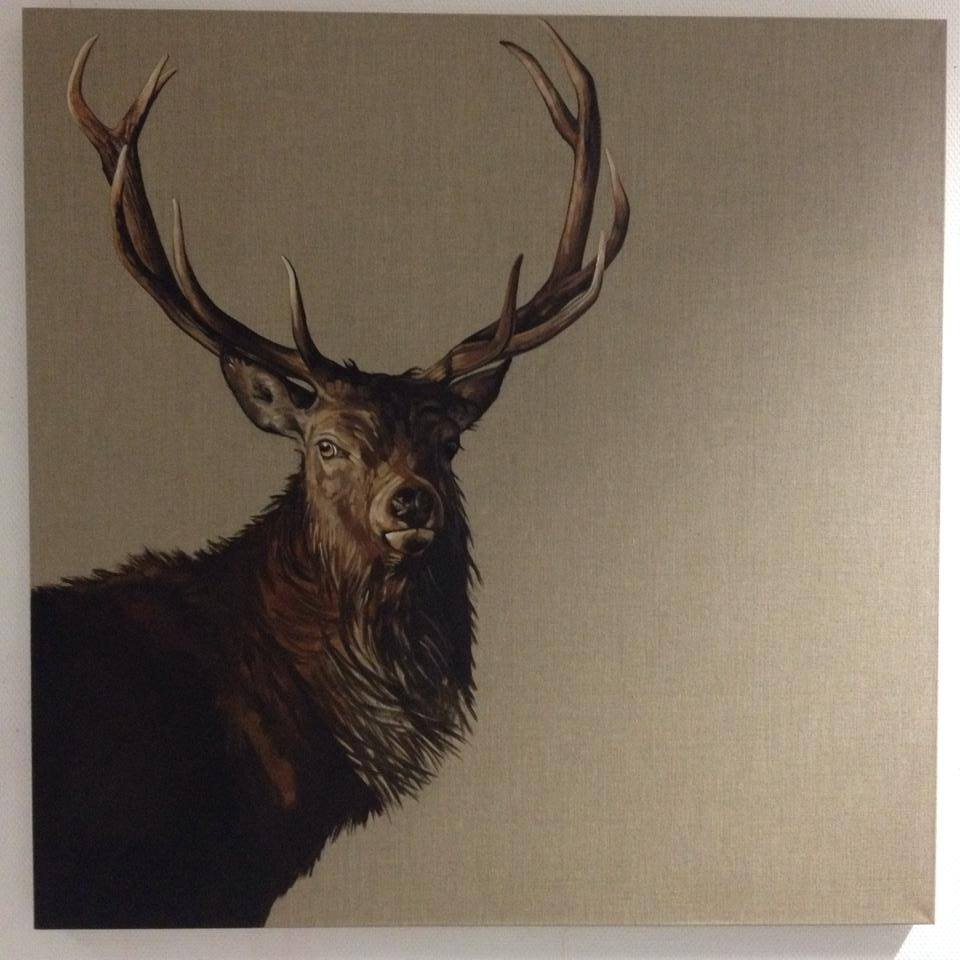 how-to-paint-an-awesome-deer-