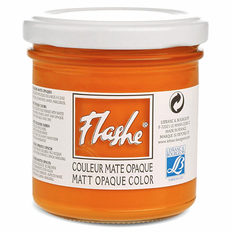test : couleur vynilique flashe de chez lefranc et bourgeois ... - Difference Peinture Acrylique Et Vinylique
