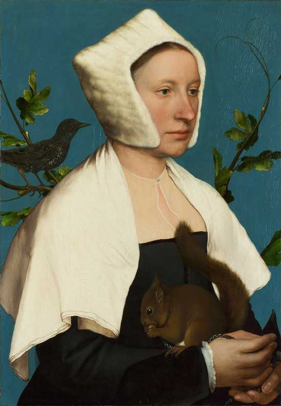 Hans_tle_jeuner_Holbein_-_A_Lady_with_a_Squirrel_and_a_Starling_Anne_Lovell-_-_Google_Art_Project