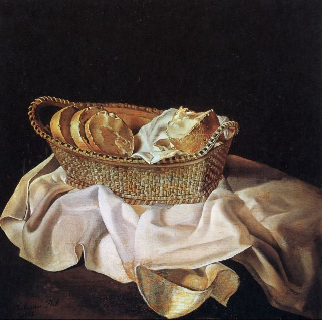 Salvador+Dali+-+The+Basket+of+Bread+1926+