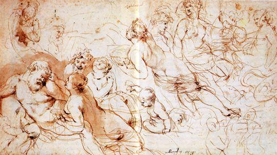 comment peindre à la manière de Rubens et des Flamands