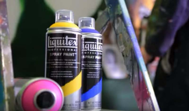 Photo of Test : la bombe de peinture acrylique LIQUITEX PROFESSIONNAL