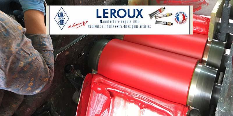 Photo of Les couleurs LEROUX – Histoire et Test