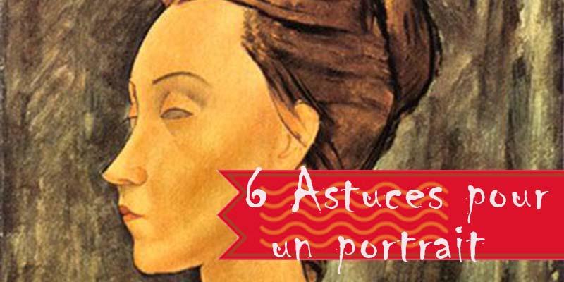 Photo of 6 Astuces pour bien peindre un portrait