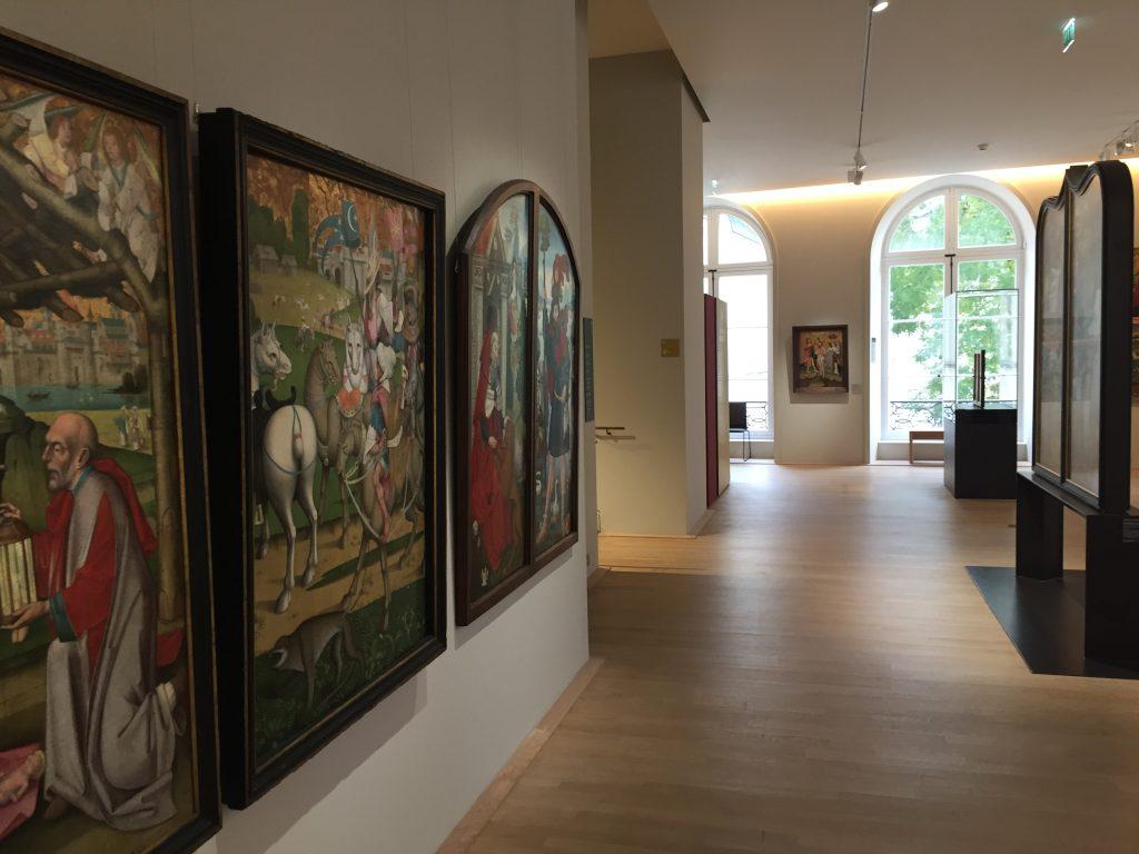 Visite Guidée, musée des beaux arts de dijon
