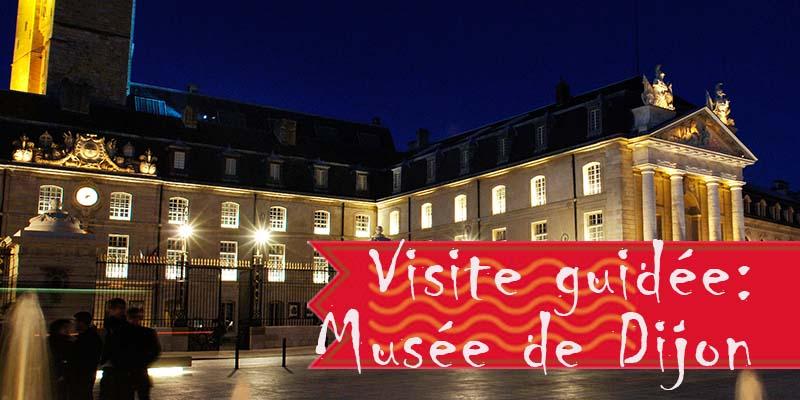 Photo of Visite Guidée : Musée des Beaux-arts de Dijon
