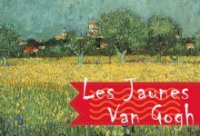 Photo of Les Jaunes de Vincent Van Gogh